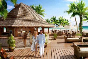 Romantic getaway at Sandals Barbados