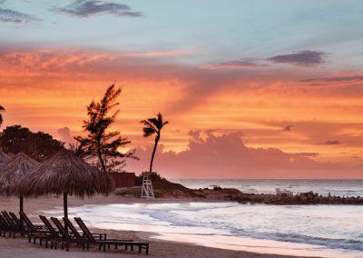 Hyatt-Zilara-Rose-Hall-Beach-Sunset