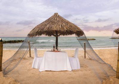 Hyatt-Zilara-Rose-Hall-Romantic-Dinner