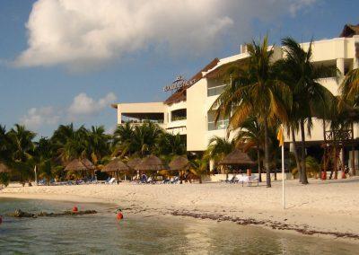Mexico - Isla Mujeres - Playa Lancheros (77)