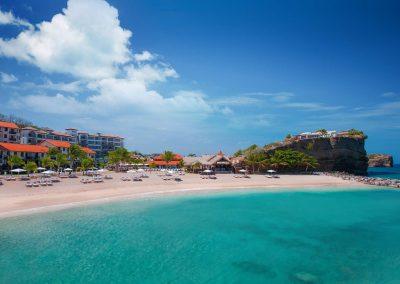 Sandals-Grenada-Beach-View